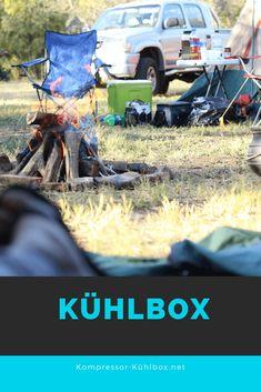 Kompressor-Kühlbox 40 l Tiefkühlbox Kühlschrank Camping Auto LKW USB-Anschluss