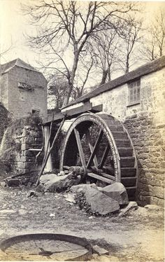 NANCOTHAN MILL | St Buryas near Madron, Cornwall: Built about 1857