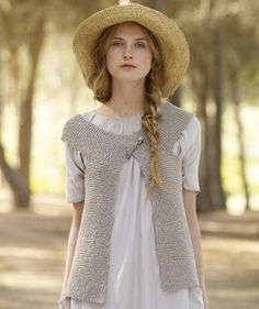 a sort of anne-of-green-gables look