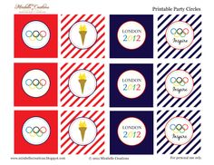 Olympics Free Printables