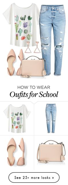 """""""Law school"""" by didiiidia on Polyvore featuring Mark Cross"""