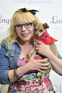 "Kirsten Vangsness Photos Photos: 2nd Annual ""Patterns For Paws"""