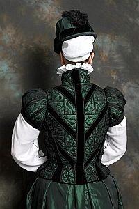 Elizabethan Costuming Tips Renaissance Wedding, Renaissance Costume, Medieval Costume, Renaissance Fashion, Elizabethan Clothing, Elizabethan Costume, Historical Costume, Historical Clothing, 17th Century Clothing