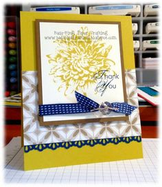 Blooming with thanks by Minders - Cards and Paper Crafts at Splitcoaststampers