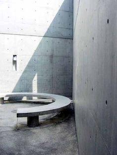 Meditation space unesco 1994 95 par s francia tadao - Architecte japonais tadao ando lartiste autodidacte ...