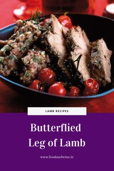 Get the recipe for Hugo Arnold's butterflied leg of lamb on the site now. Irish Recipes, Lamb Recipes, Wine Recipes, Salmon Soup, Chocolate Tiramisu, Food & Wine Magazine, Midweek Meals, Goat Cheese Salad