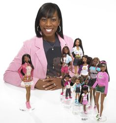 So In Style Barbie...with creator! My girls LOVE these!!!