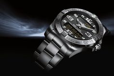 BREITLING AEROSPACE EVO - Core Sector Communique