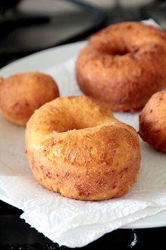 Папанаши — румынские творожные пончики
