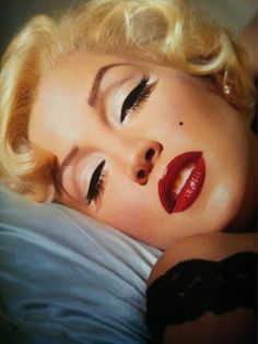 Lisa Marie Presley as Marilyn Monroe by Kevin Aucoin
