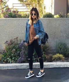 e2e658b7a58f7 The beauty of fall outfit ideas lies in their versatility. The weather is  changing, so can you. Do not hide away all of your fav summer clothes!