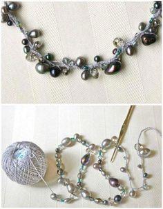 Perle-Bastelset perle Mix 50 pièces rouge et bleu résistent 10-25mm