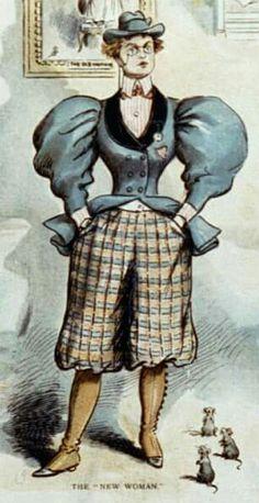 1890s caricature