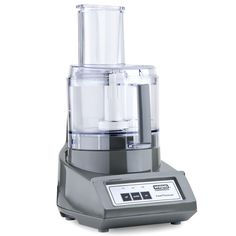 Quickly chop large quantities of food for your restaurant with a commercial food processor. Commercial Food Processor, Cooking Appliances, Food Processor Recipes, Kitchen Gadgets