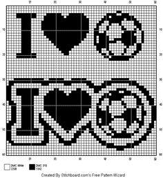 Cross Stitching, Cross Stitch Embroidery, Cross Stitch Alphabet Patterns, Fair Isle Knitting Patterns, Sewing School, Cute Crafts, Loom Beading, Pixel Art, C2c