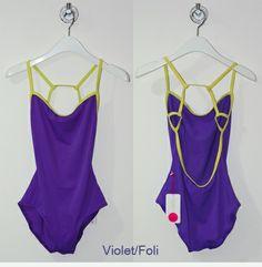 Style: Nadja Colors: Violet and foli