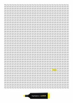 Another creative advertising campaign - Highlighter - Looking for a needle in a haystack Creative Advertising, Ads Creative, Creative Posters, Advertising Poster, Advertising Campaign, Advertising Design, Marketing And Advertising, Creative Design, Campaign Posters