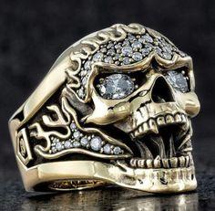 Sick ass ring