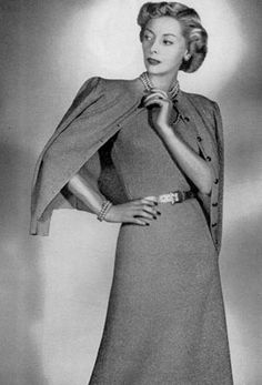 Grosse Point Skirt, Blouse & Cardigan | Knitting Patterns