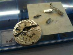 First decoration steps. Birth, Watch, Decoration, How To Make, Handmade, Decor, Clock, Hand Made, Bracelet Watch
