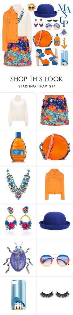 """TS 10/21/17 - Stop Bugging Me"" by neverboring ❤ liked on Polyvore featuring MSGM, Diane Von Furstenberg, Ayala Bar, Acne Studios, Ranjana Khan, WithChic, Dana Buchman, Gucci and Battington"