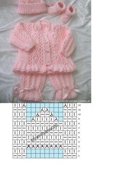 pletená souprava