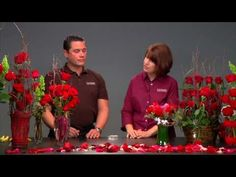 This Valentine's Day, be inspired with new designs for the dozen and half-dozen rose arrangements your customers will undoubtedly request. In this video, Smithers-Oasis Design Directors Loann Burke and Mario Fernandez walk you through rose arrangements with the extra touch that will make your shop stand out on one of the biggest floral occasions...