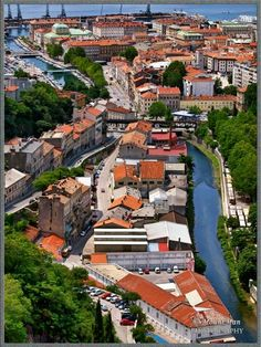 Wonderful Rijeka / Croatia http://www.travelandtransitions.com/european-travel/ #croatia #hrvatska