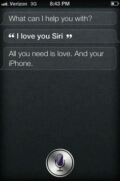 Haha miss my iphone
