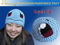 Squirtle-Inspired Hat
