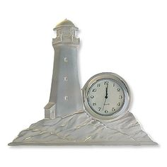 Safe Harbour Clock in Catalogue 2012 from Amos Pewter on shop.CatalogSpree.com, my personal digital mall.
