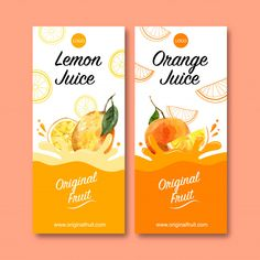 Flyer with fruits themed, creative orange color illustration template. Food Graphic Design, Graphic Design Brochure, Food Poster Design, Poster Designs, Creative Flyers, Ads Creative, Label Design, Flyer Design, Food Doodles
