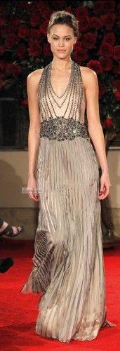 Alberta Ferretti FW 2013-14  Designer fashion evening wear www.finditforweddings.com