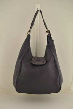 Boden Slouchy Leather Handbag - $99. Donated to ASPCA.
