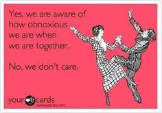 Girlfriends! This is for my BFF Marleenie and our squeaky voices haha