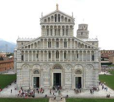 Duomo di Pisa - Piazza dei Miracoli
