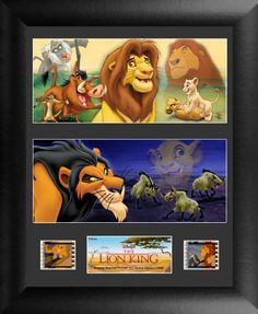 Disney Lion King Series 1 Double Film Cell $69.95
