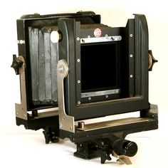 Vintage Orbit 4x5 Monorail Camera Lens Large Format Camera
