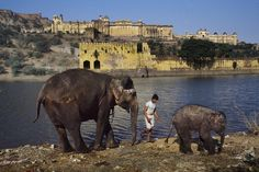 Power of Place, India by Steve McCurry