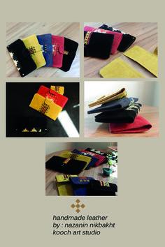 Art Studios, Handmade, Leather, Hand Made, Artist Studios, Handarbeit