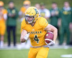 Ed Ilnicki – Alberta Golden Bears Canada West Player to Watch - U SPORTS - English
