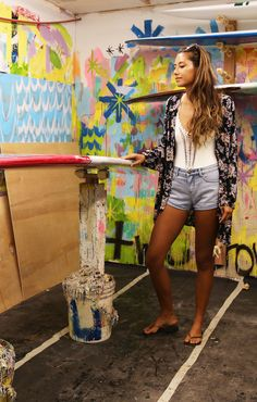 check out Two Crows Surfboard Factory on the Billabong Womens blog with MaliaMurphrey