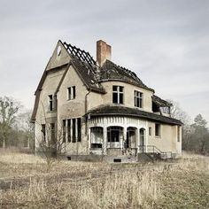 Abandoned house - but I would still love it!