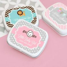Baby+Shower+Mint+Tins