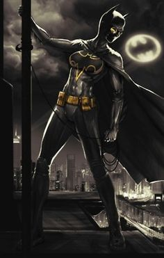 Batgirl Called to Action