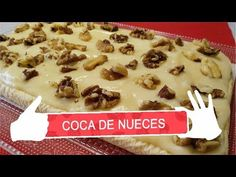 COCA DE NUECES, aprende a hacer la crema pastelera fácilmente - YouTube Coco, Tableware, Youtube, Buns, Sweets, Deserts, Recipes, Pound Cake, Adrenal Cortex