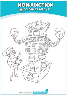 Alphabet Coloring Pages Momjunction Fresh 54 Best Kids Images In 2019 Alphabet Coloring Pages, Colouring Pages, Earth Day Crafts, Recycled Crafts, Cute Baby Clothes, Cool Kids, Cute Babies, Education, Reading