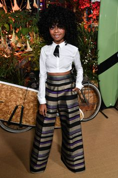 Skai Jackson attends the Teen Vogue Celebrates 14th Annual Young Hollywood Issue at the Reel Inn on September 23, 2016 in Malibu, California.