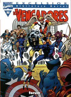 Biblioteca #Marvel #Avengers nº 32