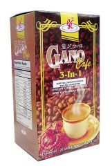 Ganoexcel Gano café 3 in 1  A Gano Cafe 3in1 tápláló és egészséges keverék. Ganoderma gombakivonattal készül, egy csúcsminőségű kávé, laktózmentes tejszínnel és cukorral. A Gano Cafe 3in1 a világon az első olyan  kávé, amely Ganoderma és kávé kombinációjából készül. Törzsvásárló ára: 3030 Ft